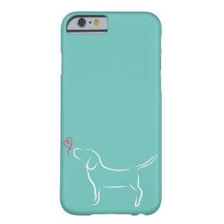 Beagle Funda Barely There iPhone 6