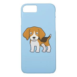 Beagle lindo funda iPhone 7