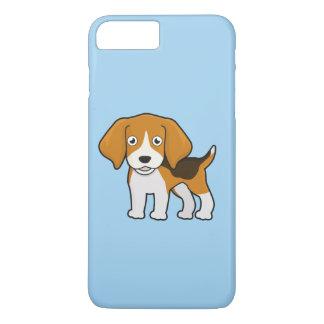 Beagle lindo funda iPhone 7 plus