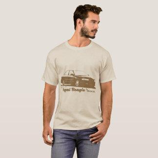 Beagle real camiseta