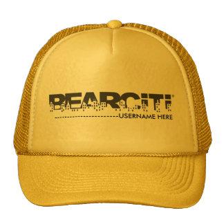 BearCiti com Casquillo de encargo del camionero Gorras