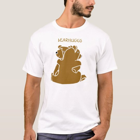 """bEARHUGGS "" Camiseta"