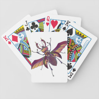 beatle baraja de cartas bicycle