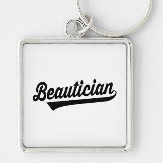 Beautician Llavero