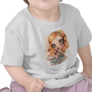 Bébame - Alicia en el país de las maravillas de Camiseta