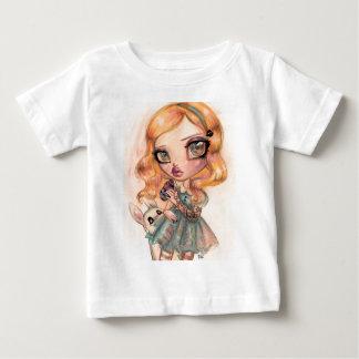Bébame - Alicia en el país de las maravillas de Camiseta De Bebé