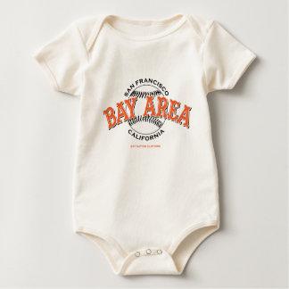 Bebé 1 del área SF de la bahía Traje De Bebé