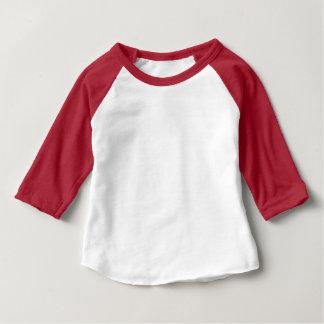 Bebé American Apparel 3/4 camiseta del raglán de