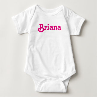Bebé Briana de la ropa Body Para Bebé