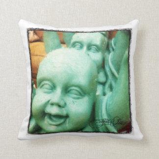 Bebé Buda Cojín Decorativo