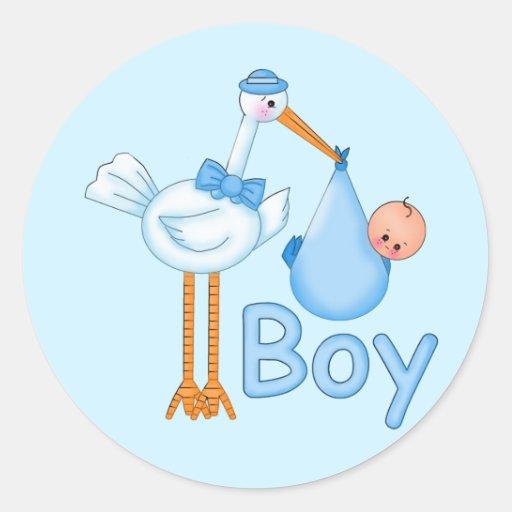 Imagenes cigueña con bebé - Imagui