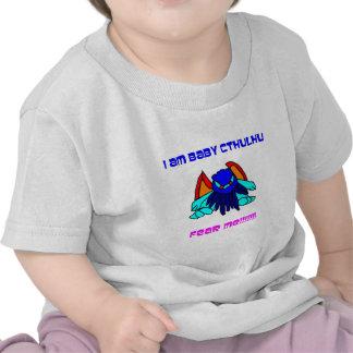 Bebé Cthulhu Camiseta