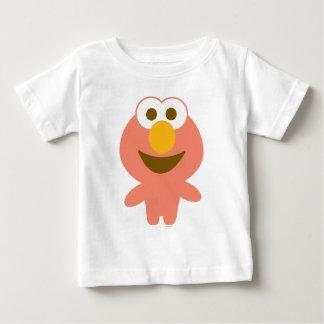 Bebé de Elmo Camiseta De Bebé