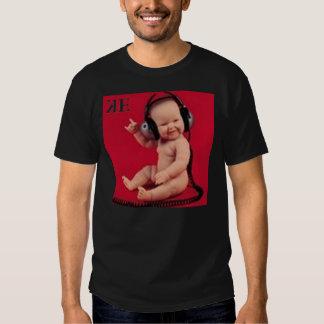 bebé de KE Camiseta