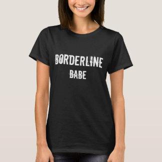 Bebé de la frontera camiseta