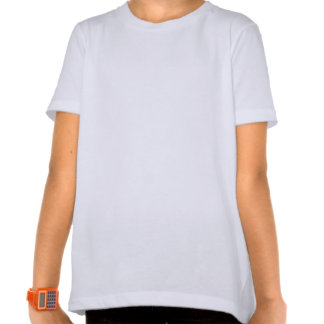 Bebé de la sandía camisetas