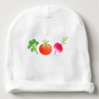 Bebé de los veggies del vegano gorrito para bebe