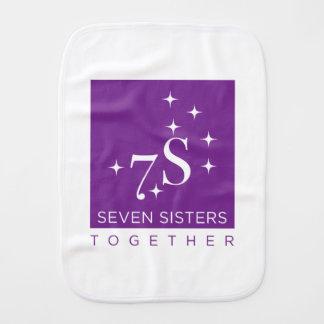 ¡Bebé de siete hermanas! Paños Para Bebé