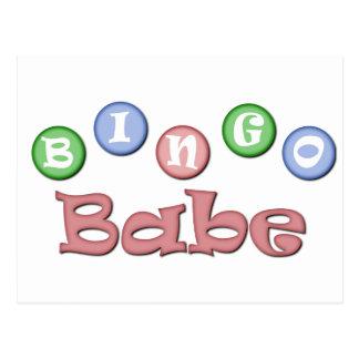 Bebé del bingo postal