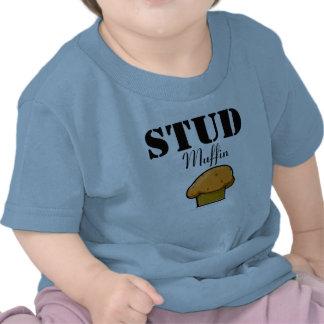 Bebé del mollete del PERNO PRISIONERO Camisetas