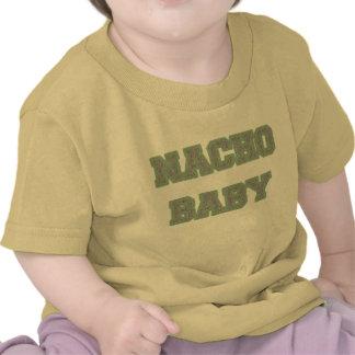 Bebé del Nacho Camiseta