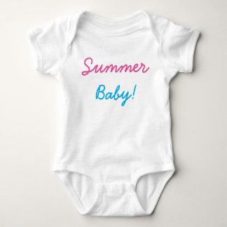 ¡bebé del verano! mono del bebé, puente, equipo, body para bebé