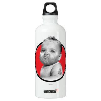Bebé duro de Beared Botella De Agua