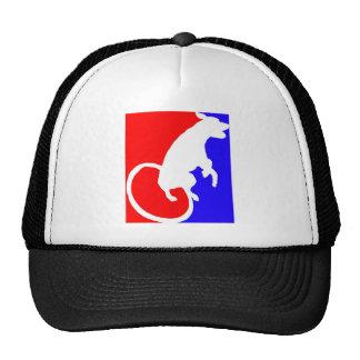 bebé el gorra del logotipo del perro