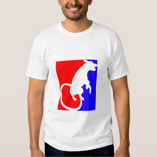 bebé la camiseta del logotipo del perro