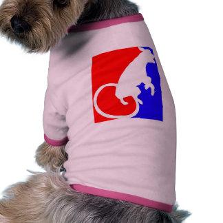 bebé la camiseta del logotipo del perro ropa para mascota