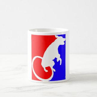 bebé la taza del logotipo del perro