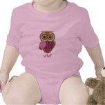 Bebé Owl~ que Camiseta