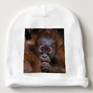 bebé precioso del orang gorrito para bebe