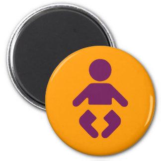 Bebé - SuperBaby Imán De Nevera