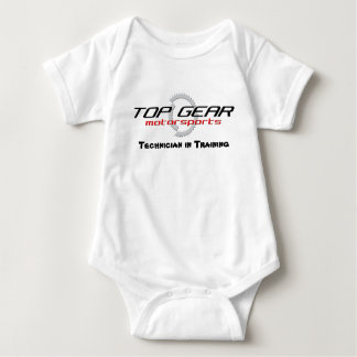Bebé superior del entrenamiento del engranaje body para bebé