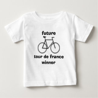 Bebé T de Future Tour De Fance Winner Camiseta De Bebé