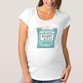 Bebé y camisa del Co.