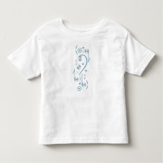 Bebés del Musical de la bandera de la Argentina Camiseta