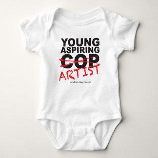 ¡Bebés para los artes! Body Para Bebé