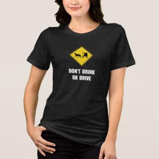 Bebida de Amish Camiseta