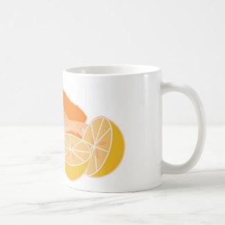 bebida del mamao e laranja fruta de fazer vitamina tazas de café
