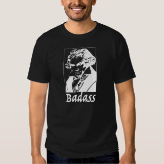 Beethoven Badass Camiseta