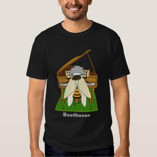 Beethoven - camiseta (oscura)