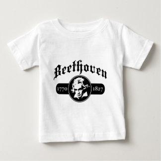 Beethoven Camiseta Para Bebé