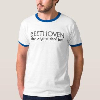 BEETHOVEN: El atasco sordo original Camiseta