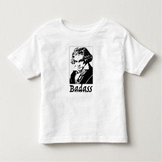 Beethoven el Badass Camiseta De Bebé