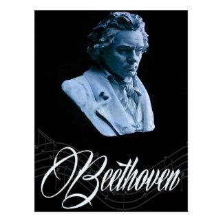 Beethoven por la postal del claro de luna