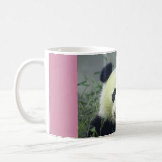 Bei Bei la taza de café de la panda gigante