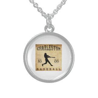 Béisbol 1886 de Charleston Carolina del Sur Colgantes
