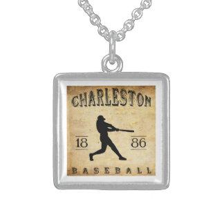 Béisbol 1886 de Charleston Carolina del Sur Joyería